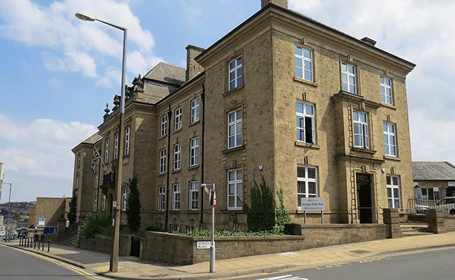 Shipley Town Hall