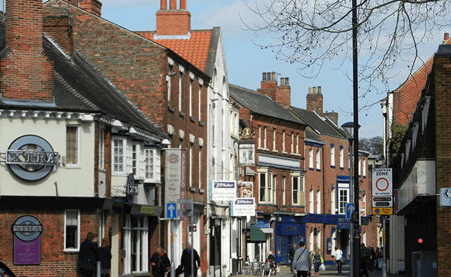 Commercial Properties Gainsborough