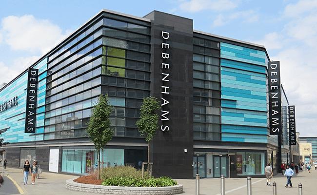 Bradford Modern Commercial Building