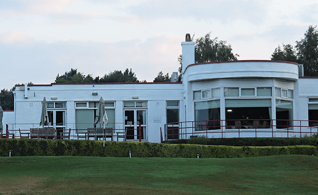 Scarcroft Golf Clubhouse