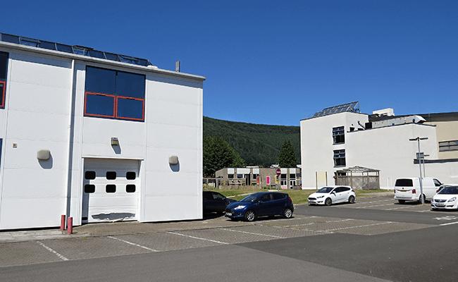 Coleg Gwent Cross Keys Campus Buildings