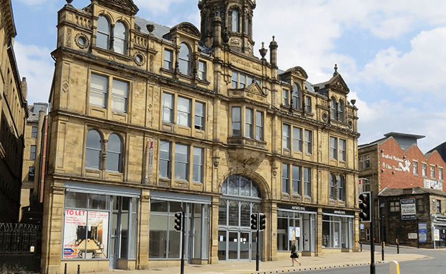 Eastbrook Hall, period building, Bradford