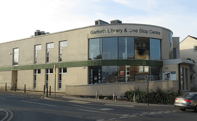 Garforth Library and One Stop Centre