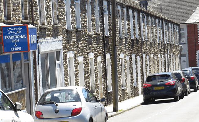 Newbridge Caerphilly