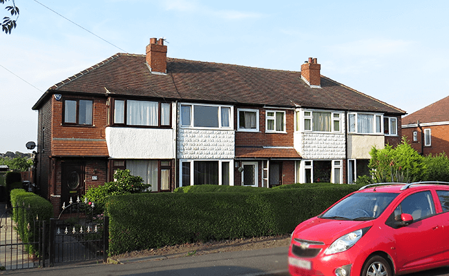 Residential property in Garforth, West Yorkshire