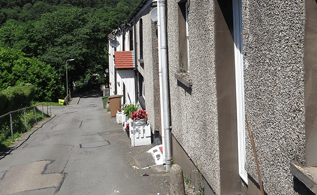Abercarn Houses