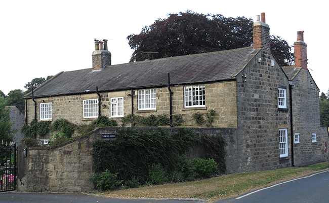 Thorner Lodge, Thorner, West Yorkshire
