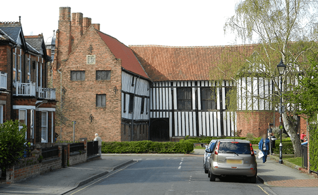 Tudor Property Gainsborough
