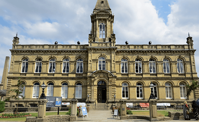 Victoria Hall, Saltaire, Shipley