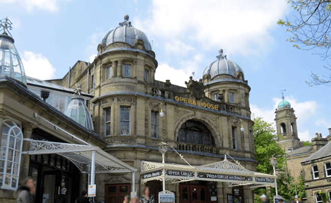 Opera House in Buxton