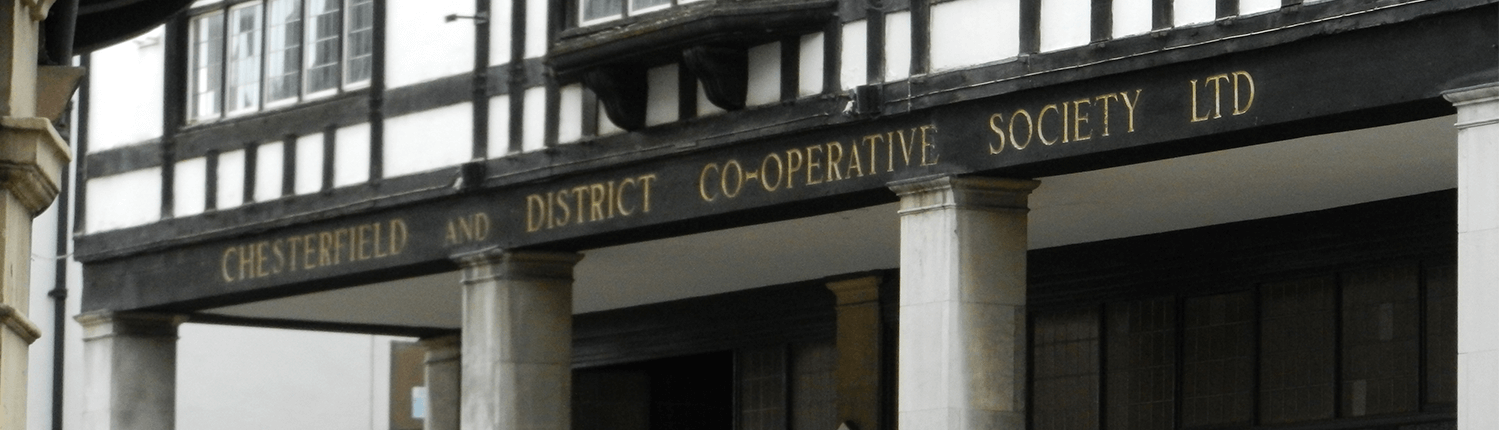 Co-operative commercial building in Chesterfield