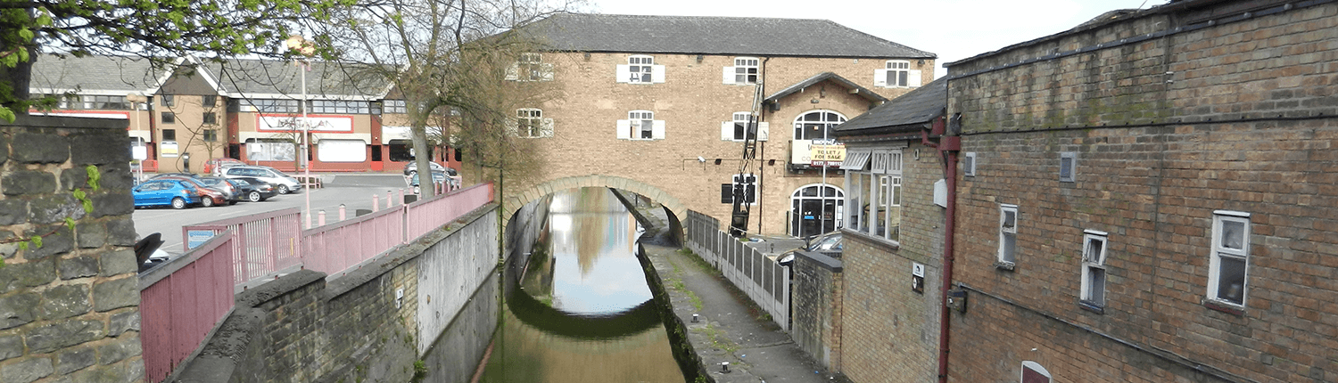 Worksop Canal Buildings