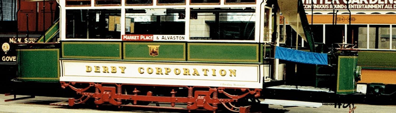 Derby Corporation Tram