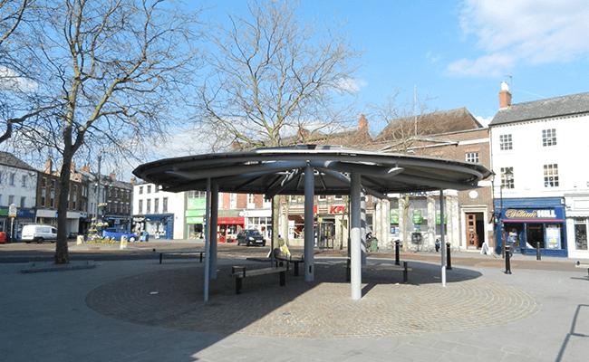 Market Place, Retford