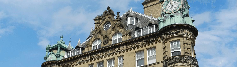 Emerson Chambers, Blackett Street, Newcastle