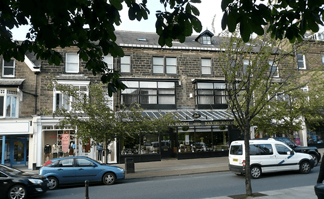 Betty's Tea Rooms in Ilkley