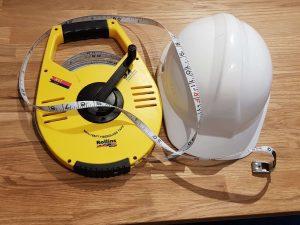 Surveyor's tape