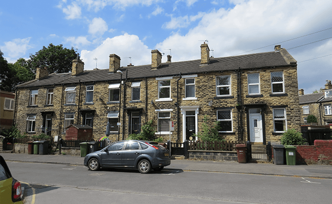 Pudsey Terraced Houses