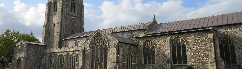 aylsham-church-building