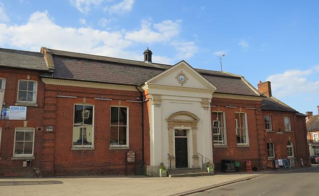 aylsham-town-hall