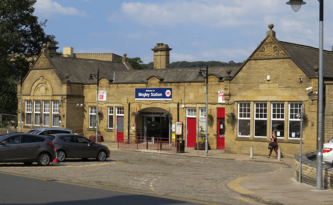 Bingley Station Building
