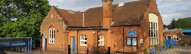 corpusty-primary-school-building