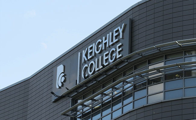 Keighley College Building