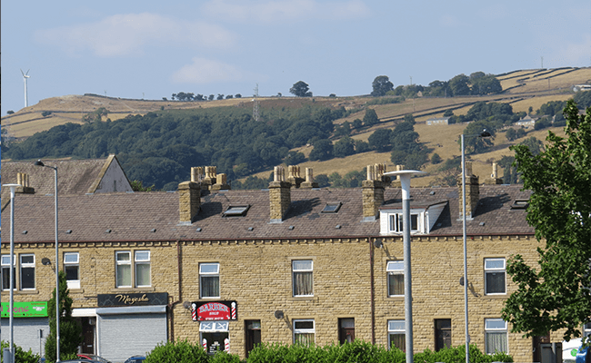 Terraced property in Keighley