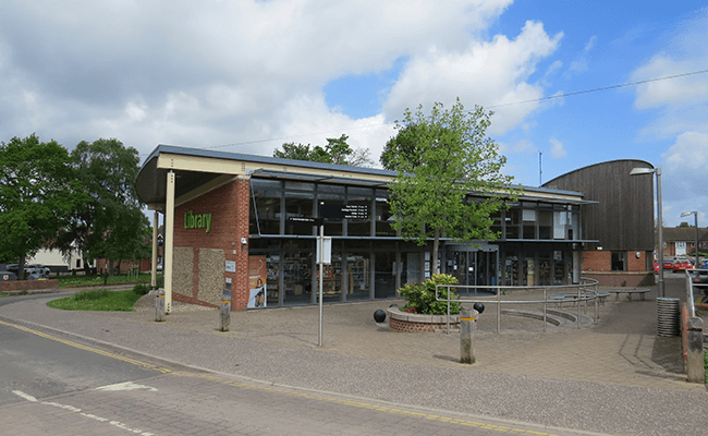 wymondham-library-building