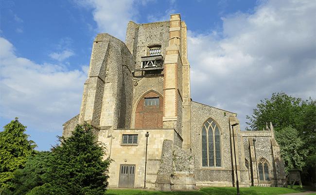 st-nicholas-church-tower-north-walsham