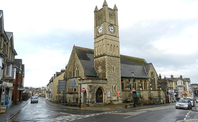 shanklin-united-reformed-church-building