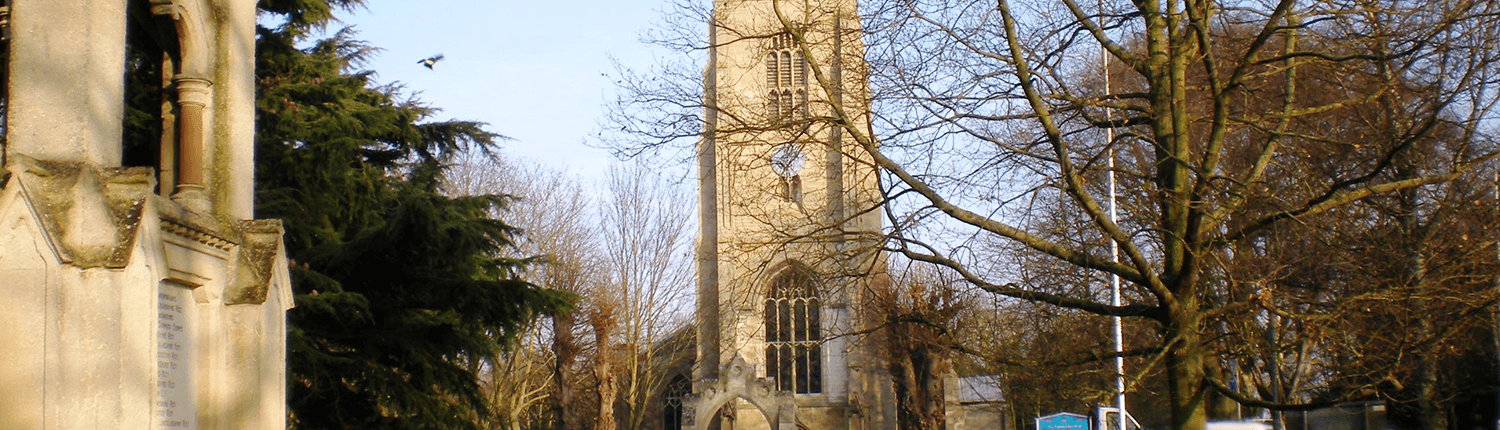 St Mary's Church in Pinchbeck
