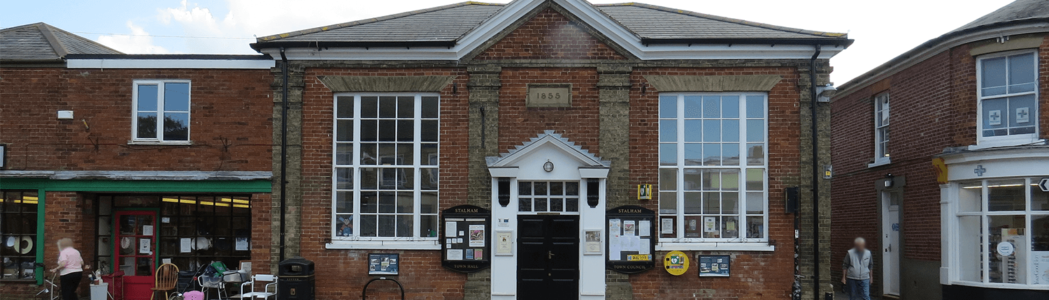 stalham-town-hall-building