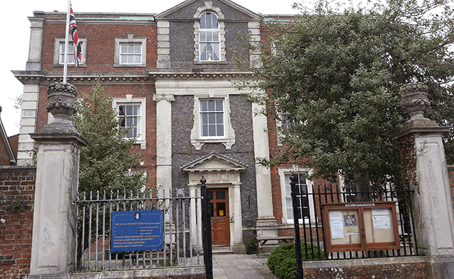 royal-british-legion-building-blandford-forum