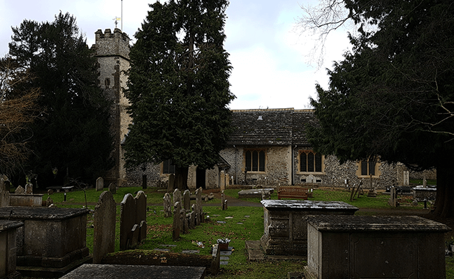 St-Giles-Church-Building-Near-Ashtead-Surrey