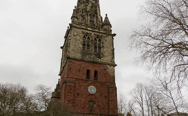 st-marys-church-building-shrewsbury