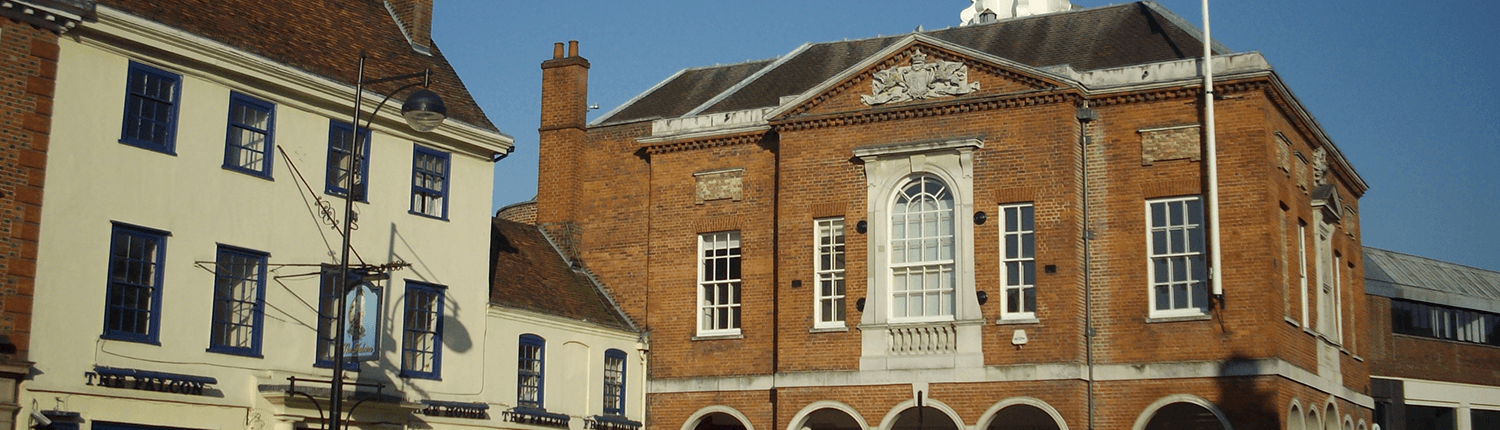 the-high-street-and-guildhall-high-wycombe