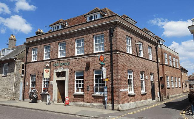 post-office-building-wareham-dorset
