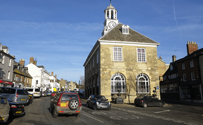 brackley-town-council-building