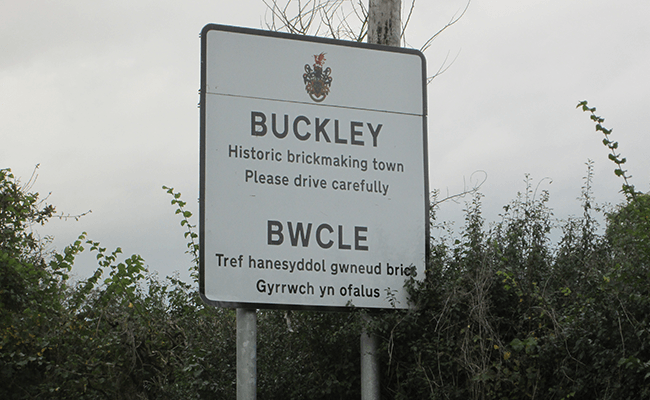 buckley-town-sign