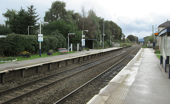 buckley-train-station
