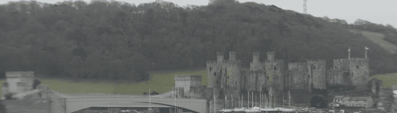 conwy-castle-building