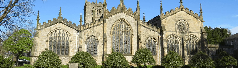 kendal-parish-church-building