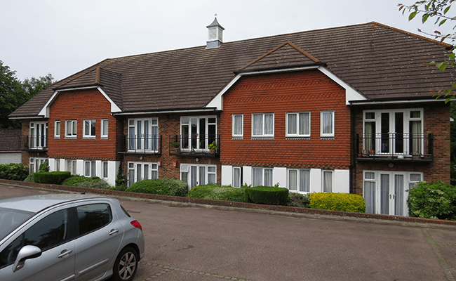 residential apartments, sanderstead, london borough of croydon