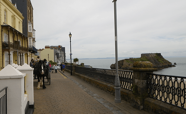 tenby-street-castle-view