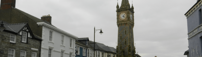 machynlleth-town-clock