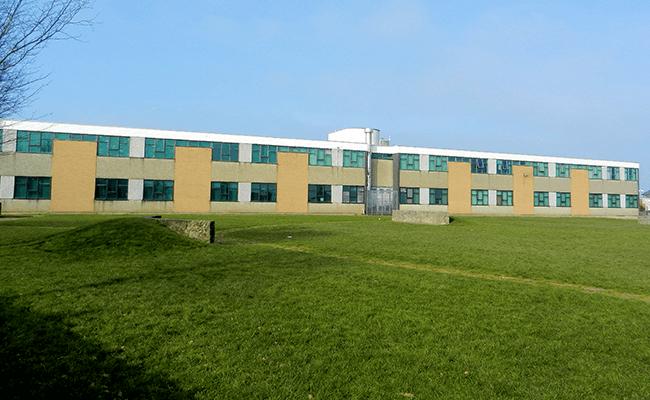 holyhead-high-school-building