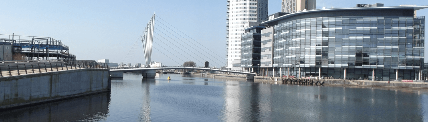 Salford-quays-buildings