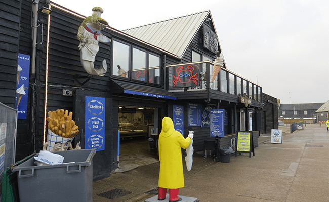 Commercial Property in Whistable
